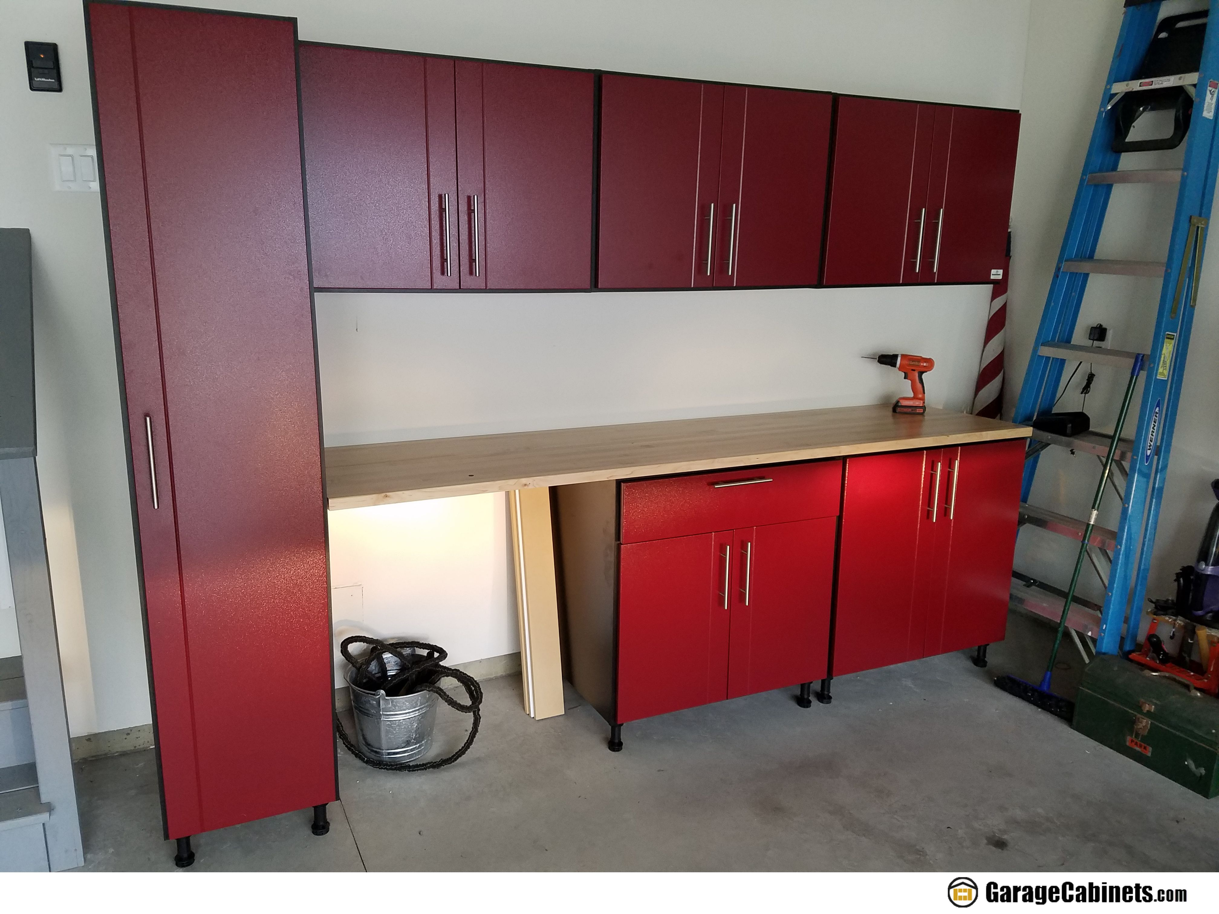 Garagecabinets Com Manufactures The Finest Garage Cabinets With