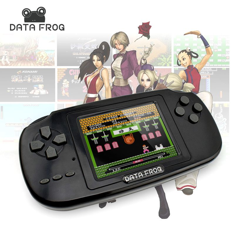 29 Off 2017 Data Frog Portable Handheld Game Players Gaming