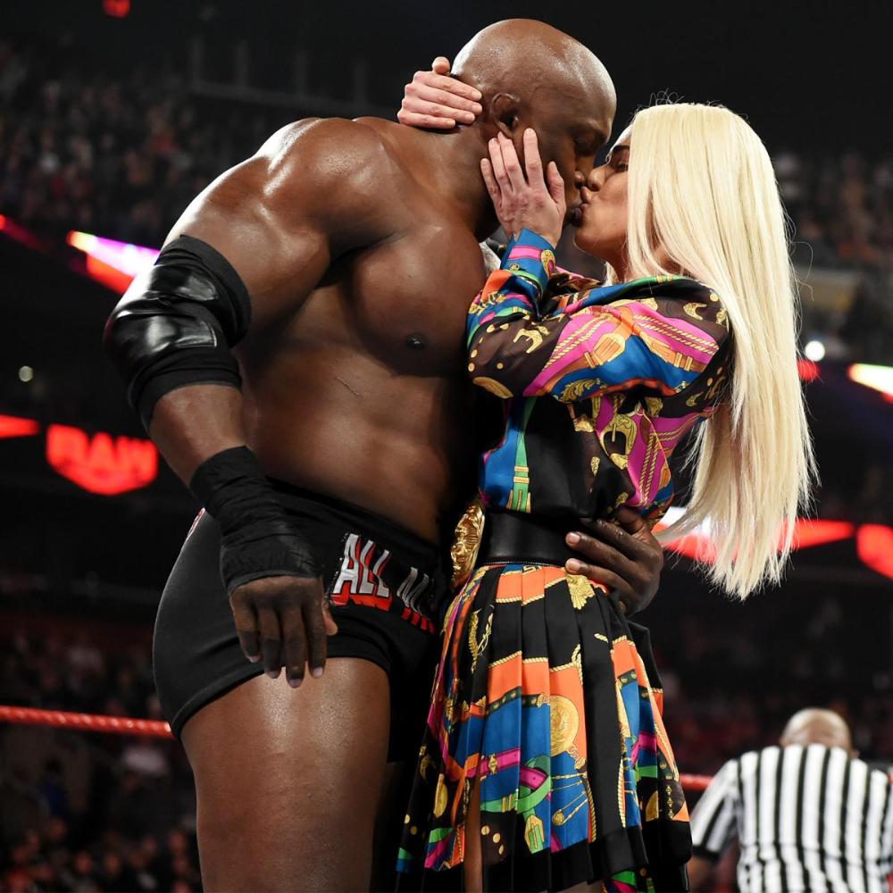 Photos Lana Drops A Bombshell Lashley Steamrolls No Way Jose Watch Wrestling Wwe Lana