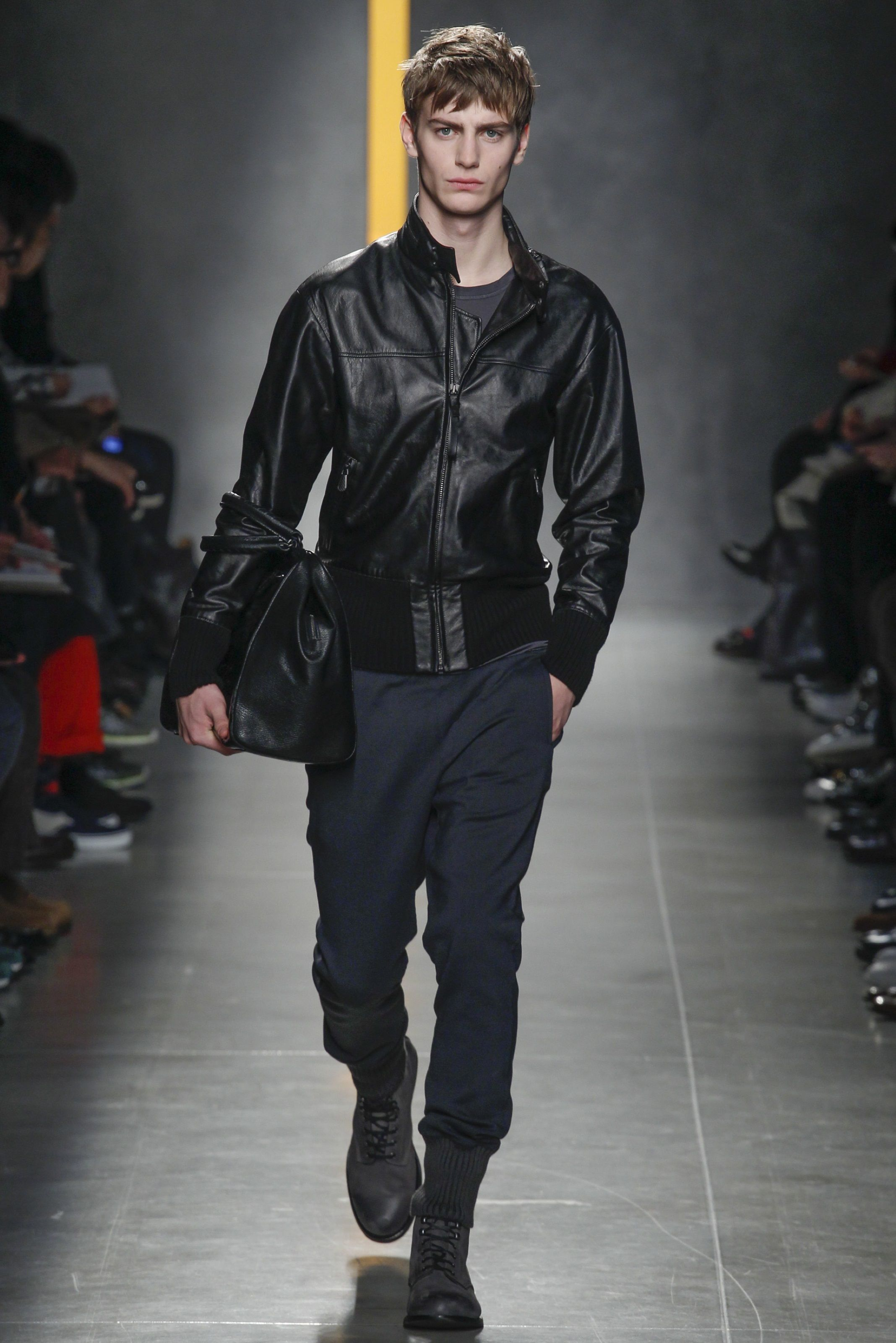 Bottega Veneta - Men Fashion Fall Winter 2014-15 - Shows - Vogue.it