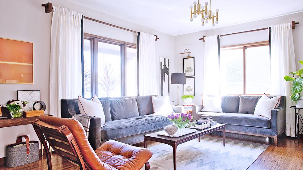 interior design for bungalow house. Modern Furniture  Living Room Rosa Beltran Bungalow House Home Decor Interior interior design and rooms