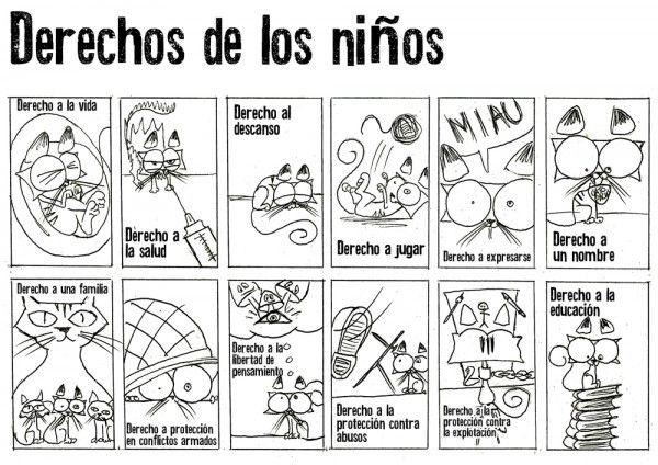 Dibujos Del Dia Mundial De Los Derechos De La Infancia Para Derechos De Los Ninos Deberes De Los Ninos Derechos De La Infancia