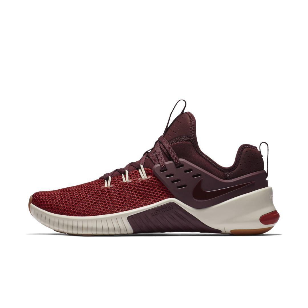 detailed look 37f94 702b1 Nike Free x Metcon Gym Cross Training Shoe Size 14 (Dune Red)