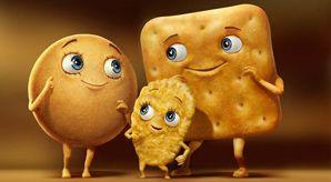 25 Crunchy Biscuits