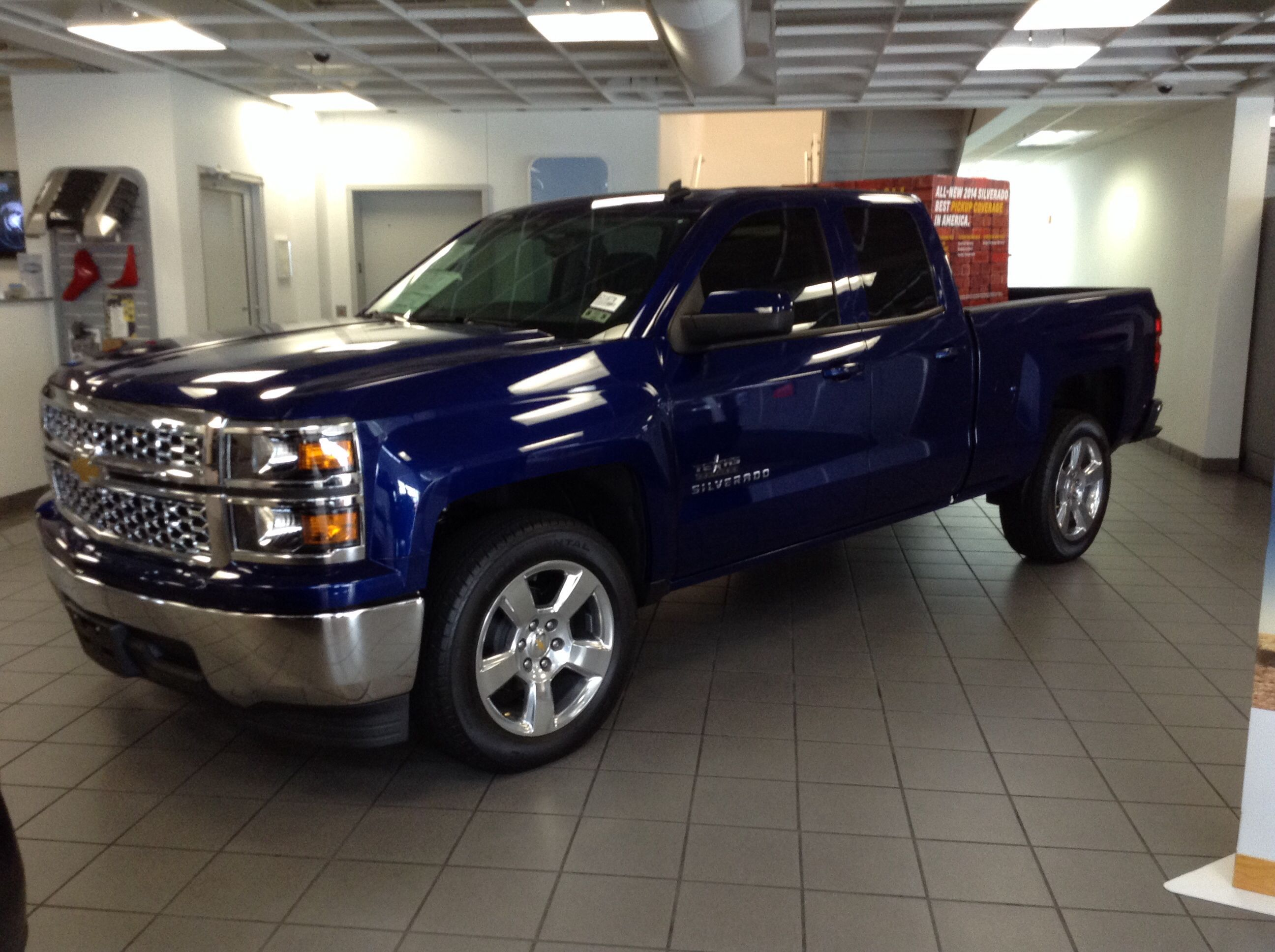 2014 Texas edition Silverado at Vandergriff Chevrolet in Arlington