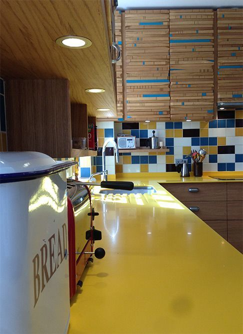 Image result for Corian imperial yellow   Kitchen design ...