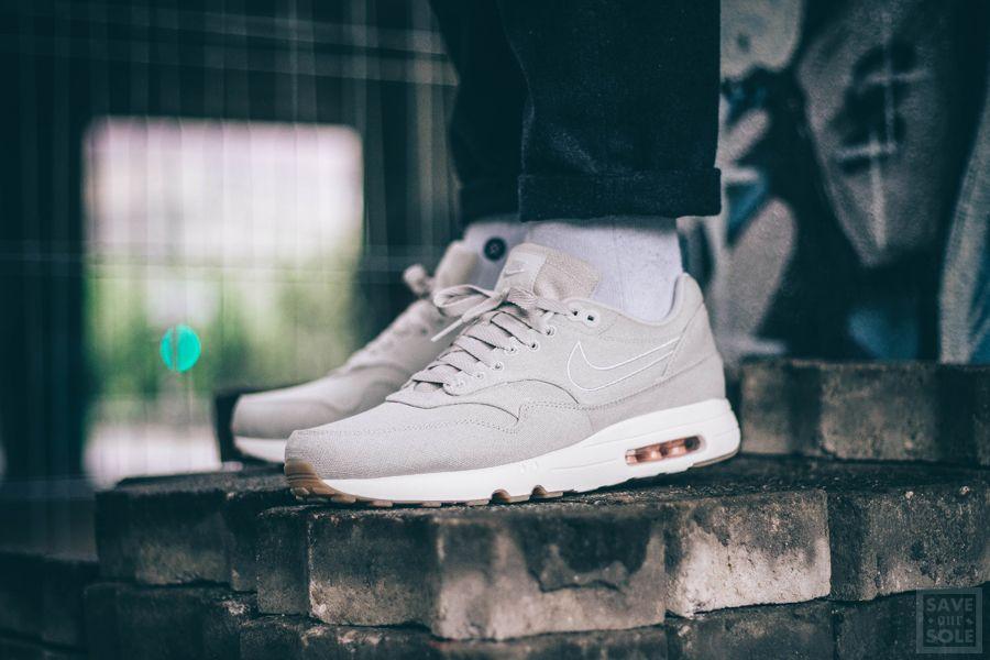 Nike Air Max 1 Ultra 2.0 TXT Light Bone | Sneaker | Save