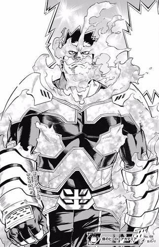 Enji Todoroki Favorite Animemanga Pinterest Boku No Hero