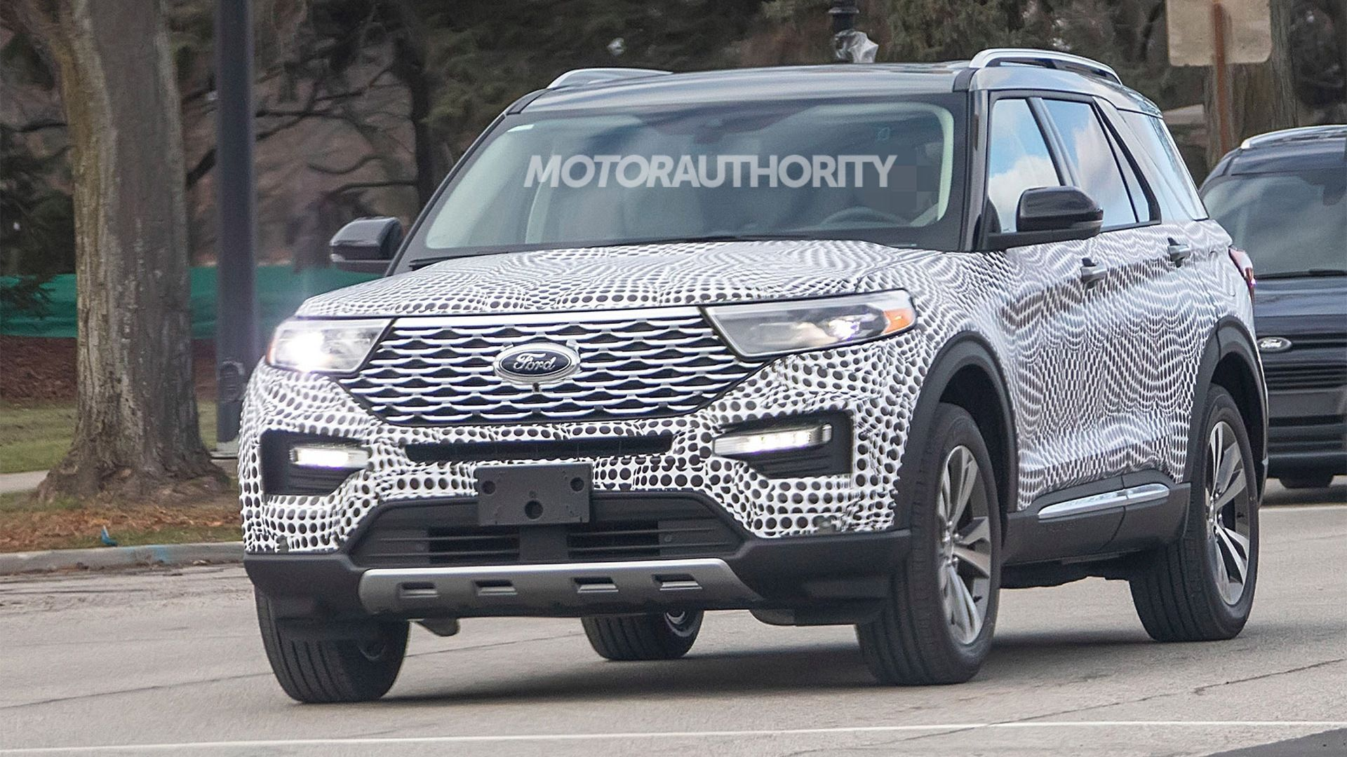 2020 The Spy Shots Ford Fusion New Spy S Confirm 2020 Ford