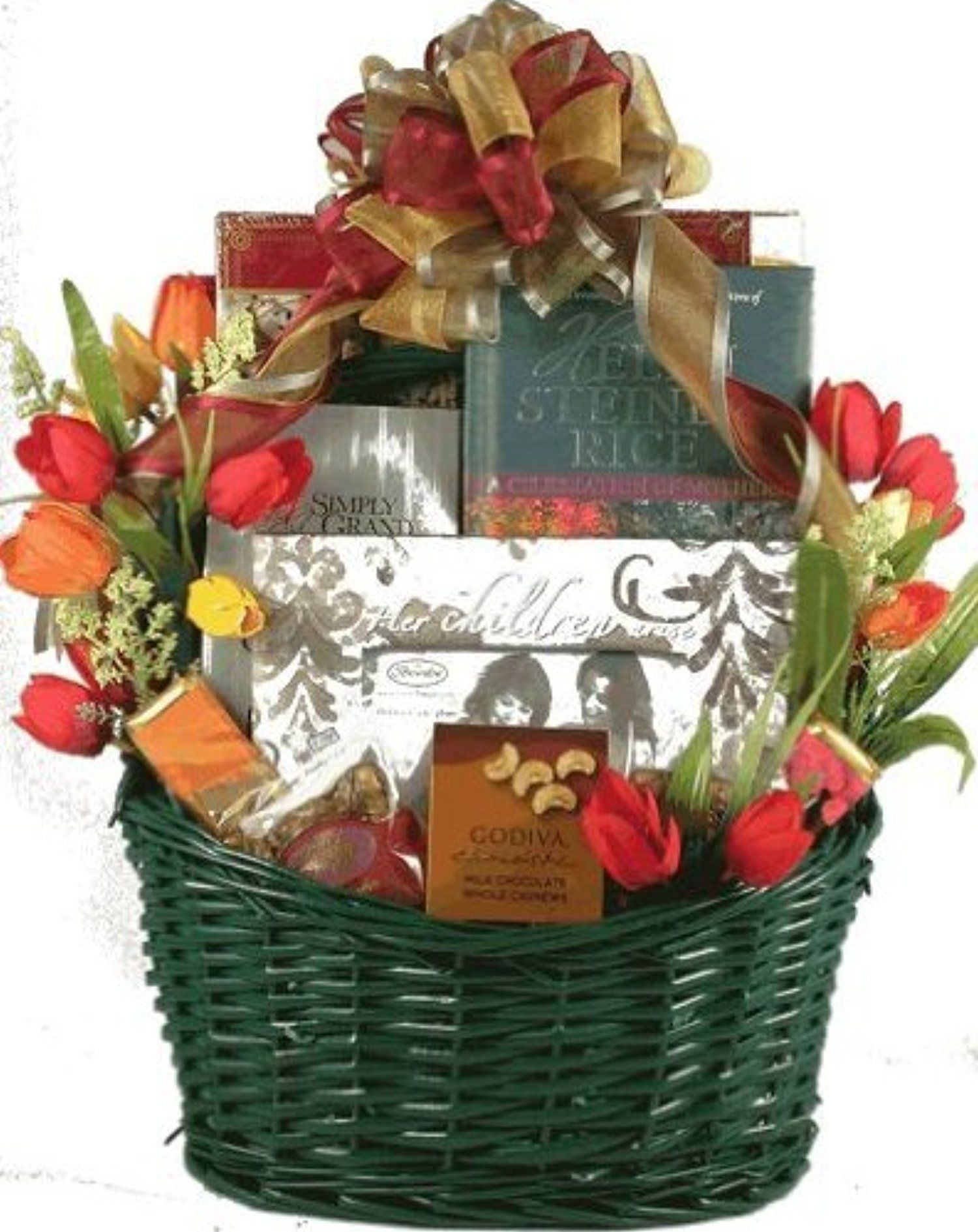 Gift basket village my mother is blessed gift basket by