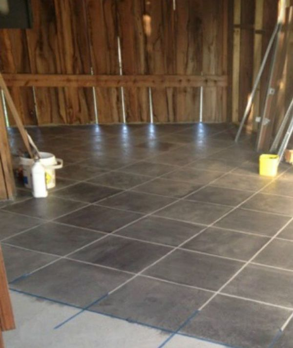 Laminate Floor In Basement On Concrete: You'll Wish You Had A Concrete Floor When You See These