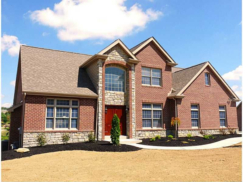 This home for sale in Cecil Township, Pa is a