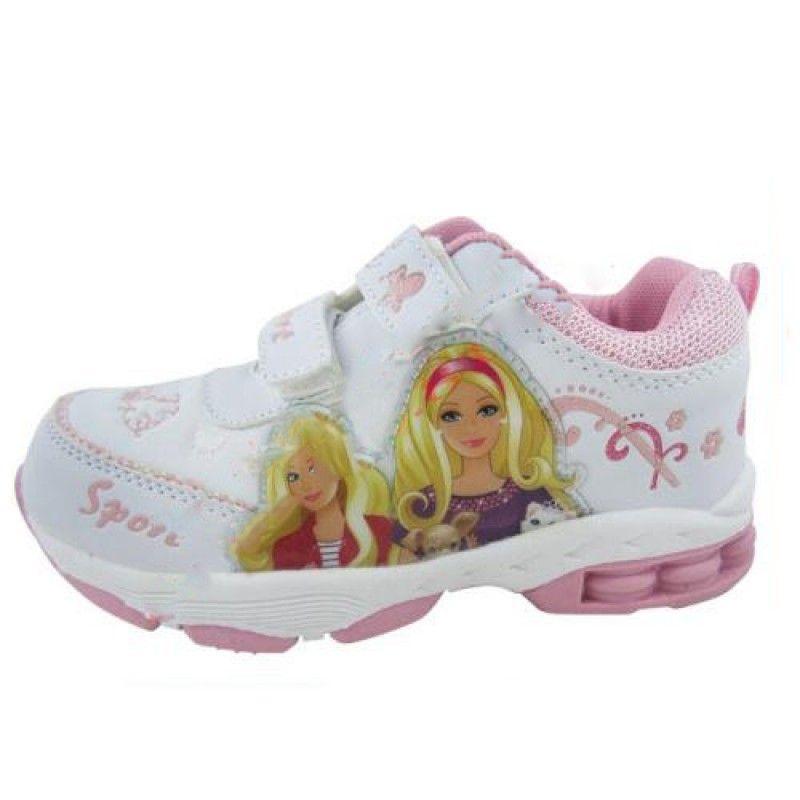 Calçado infantil barbie