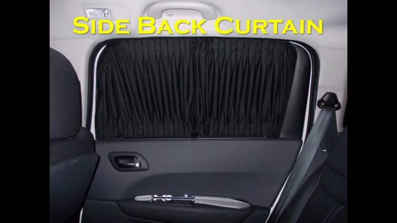 Car window blinds curtains realtagfo pinterest