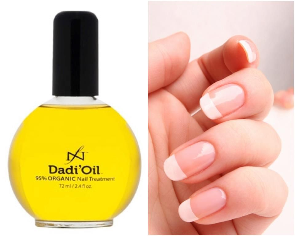 Dadi\'Oil Nail Treatment | It absorbs quickly & penetrates deeply ...