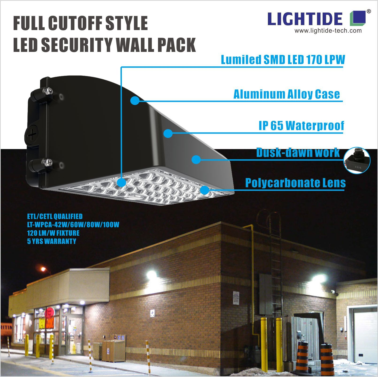Outdoor Led Wall Packs Full Cutoff 40 100w Wall Packs Sink Design Led