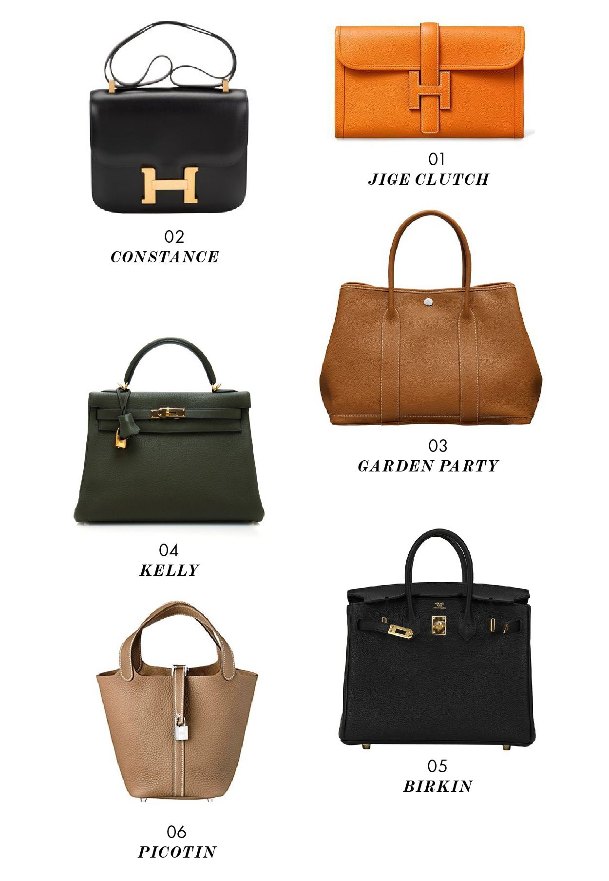 photo Your New Season Leather Handbag Guide