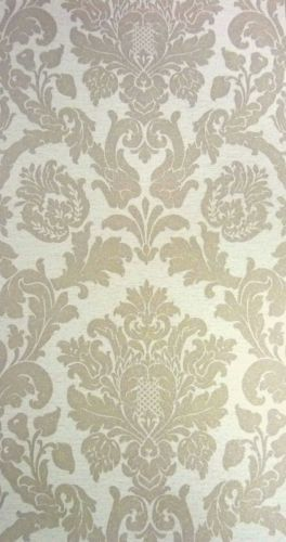 Luxus-Edition-edle-Tapeten-Barock-Stil-Klassik-KENSINGTON-Ornament-mit-Glitzer