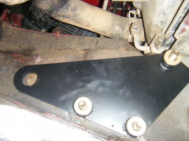Durango Gear Box Zj Steering Bar Swap Afterthoughts Jeep