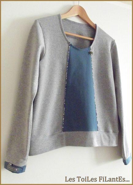 m comme melting pot les toiles filantes restyle denim edition pinterest sewing. Black Bedroom Furniture Sets. Home Design Ideas