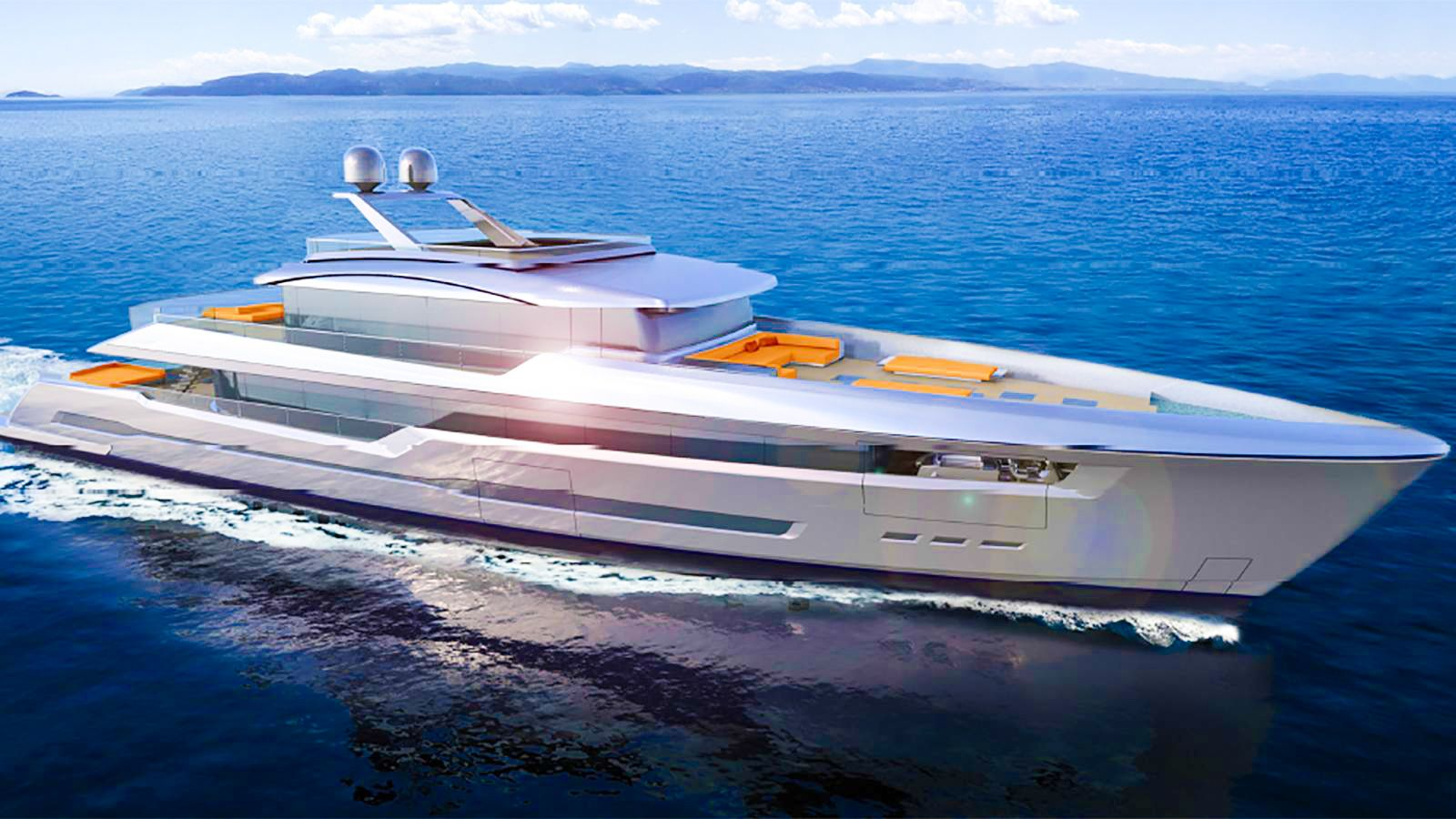 Superyacht Design Symposium Young Designer Of The Year Award Contestant:  BEN HILLS