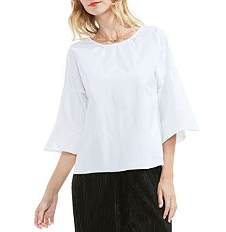 Vince Camuto® Wide Sleeve Blouse