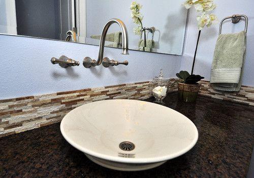 Mediterranean Bathroom Sinks: Bathroom Sink Mediterranean Bathroom