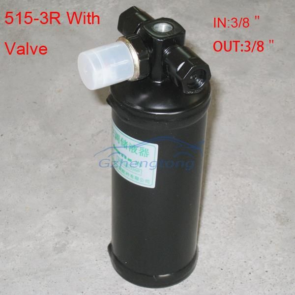 515 3r Receiver Drier With Valve Filter Fluid Reservoir With Switch 60 X 200mm Auto Air Conditioning Car Air Conditioning Valve Auto