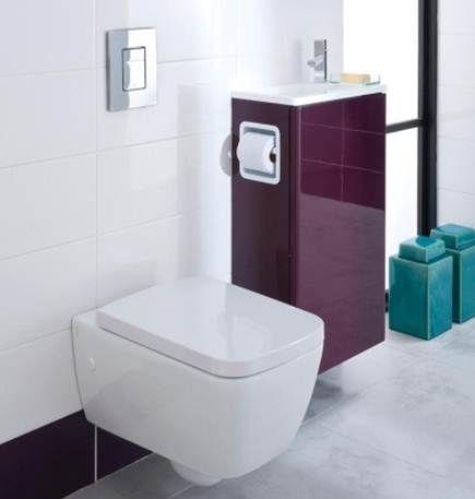 Collection Wc Suspendus Et Pack Cle En Main Modele Fusion La Toilette Du Futur Esthetique Car Sans Reser Meuble Lave Main Meuble Lave Main Wc Lave Main Wc