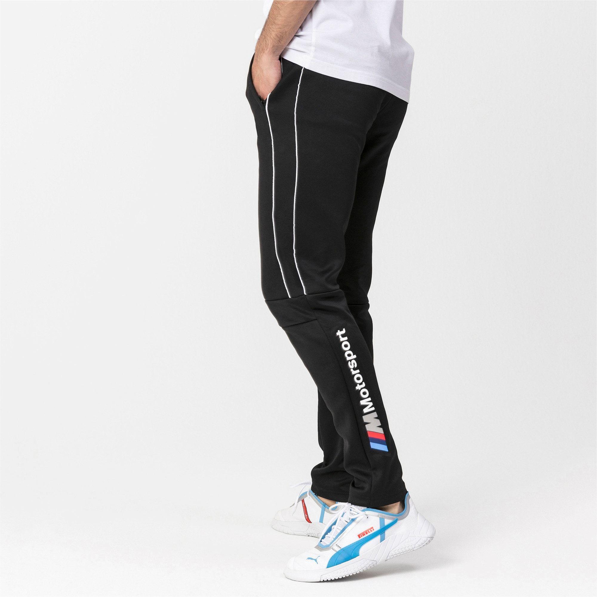 Puma Pantalon De Survetement Bmw M Motorsport T7 Pour Homme Noir Taille Xs Vetements En 2020 Pantalon De Survetement Survetement Vetements