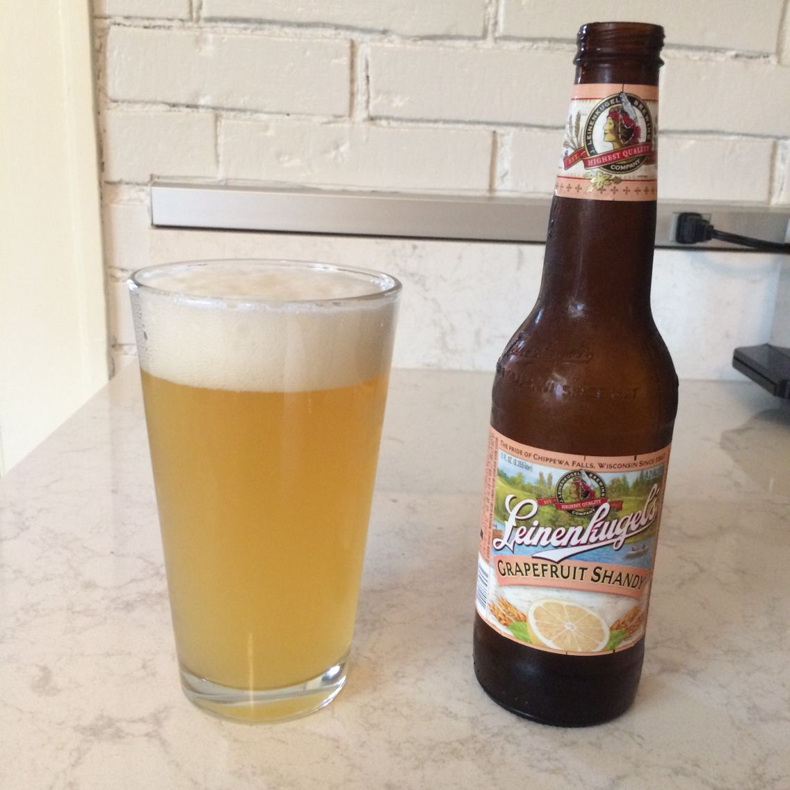 Where to buy leinenkugel s grapefruit shandy - Leinenkugel S Grapefruit Shandy Leine S Newest Addition To Their Shandy Line May Be My Favorite