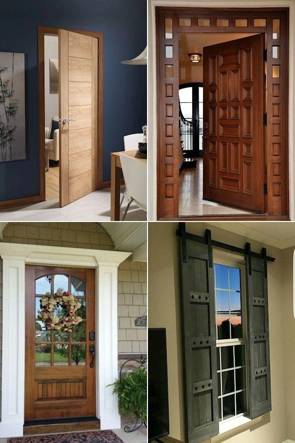 Internal Panel Doors Hollow Interior Doors 4 Foot Wide Interior Door In 2020 Wooden Doors Wood Doors Interior Doors