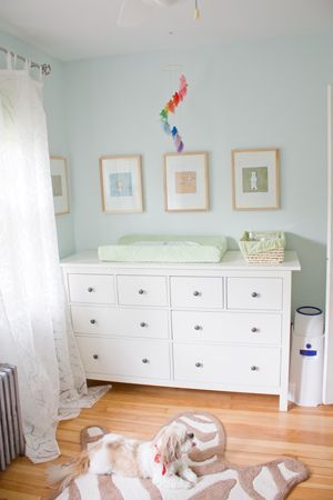 Changing Table Area | Muebles de bebe, Habitación bebés y Bebe