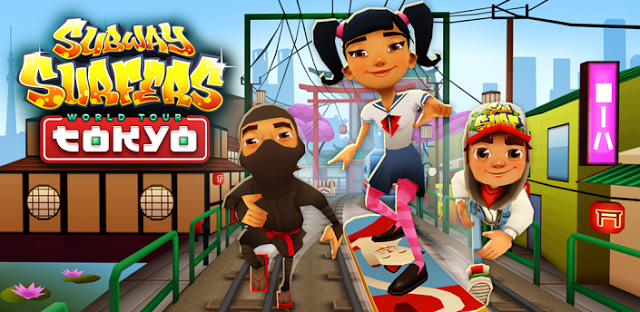 cefed3efd779a99e5078b995eb640a54 - How To Get All The Characters In Subway Surfers