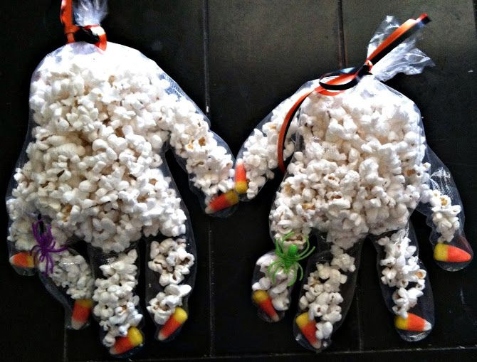 Halloween craft witches hands #halloween #witch #treat #treats #food ...