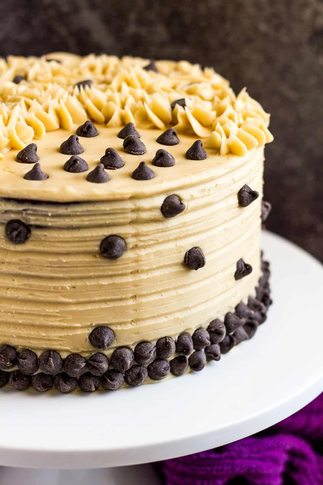 How to make a chocolate mocha cake moist and fluffy