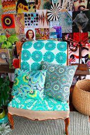 Resultado de imagen para telas estampadas para tapizar for Sofas originales online