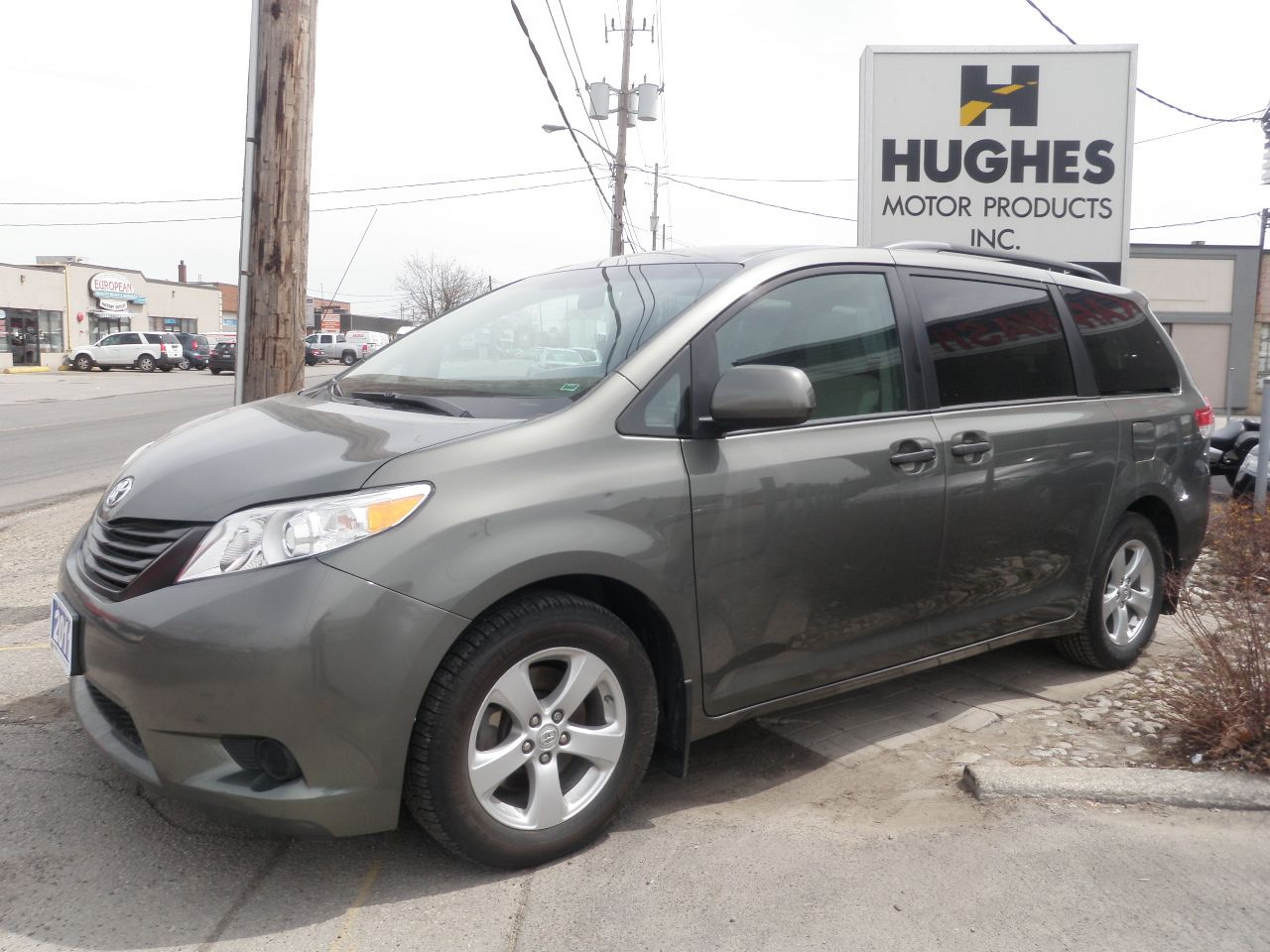 2011 toyota sienna with the 2011 model toyota launched