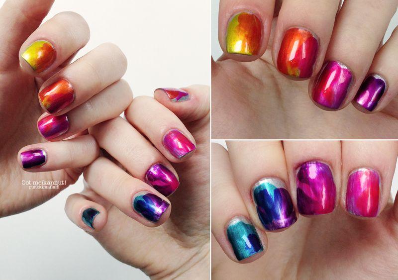 OPI Color Paints.