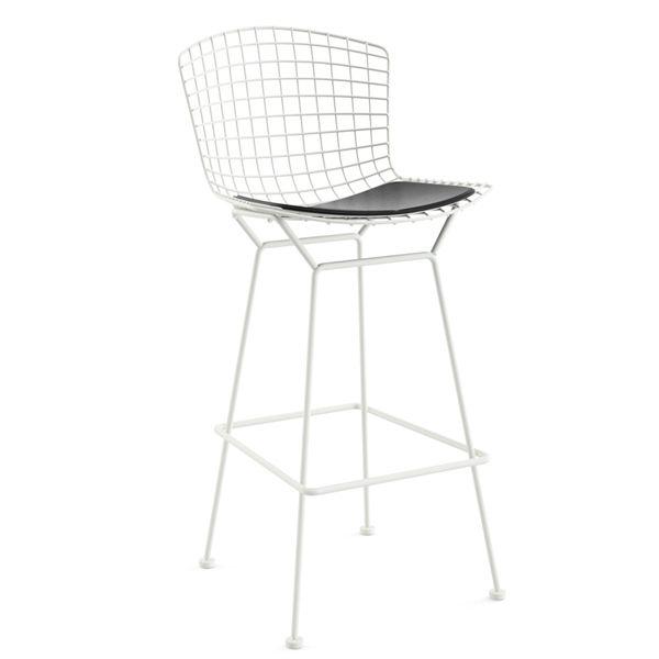 zoom sur la diamond chair beautiful products pinterest tabouret. Black Bedroom Furniture Sets. Home Design Ideas