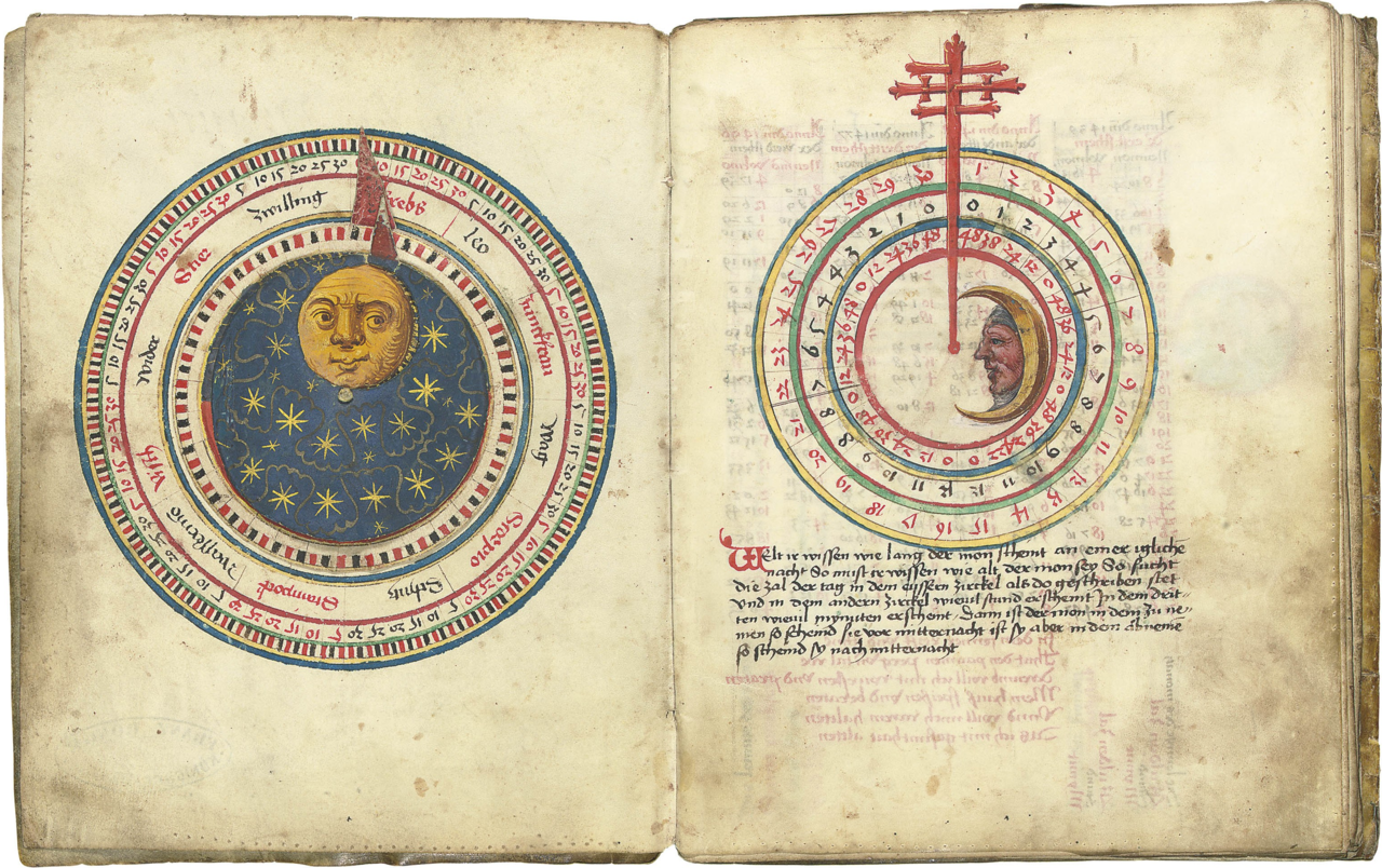 Image result for medieval manuscript calendar