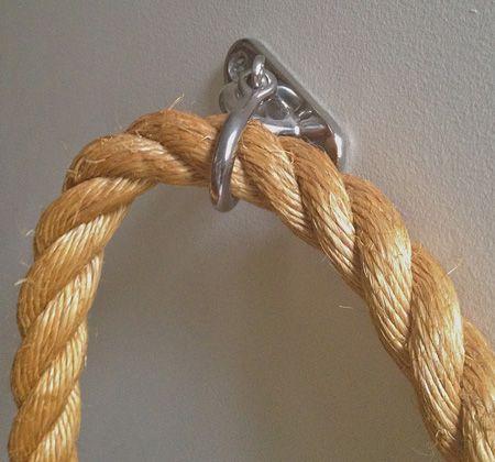 Best Diy Nautical Rope Railing Wall Brackets Nautical Rope 640 x 480