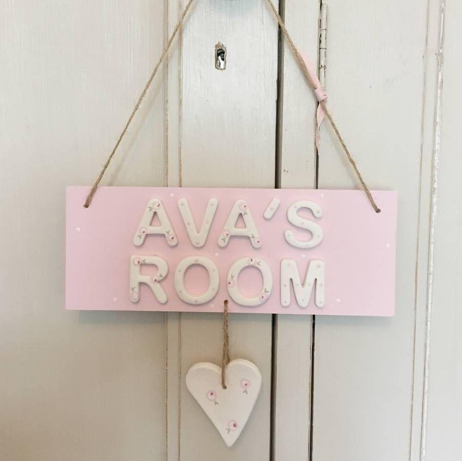 47++ Wooden personalised bedroom door signs cpns 2021