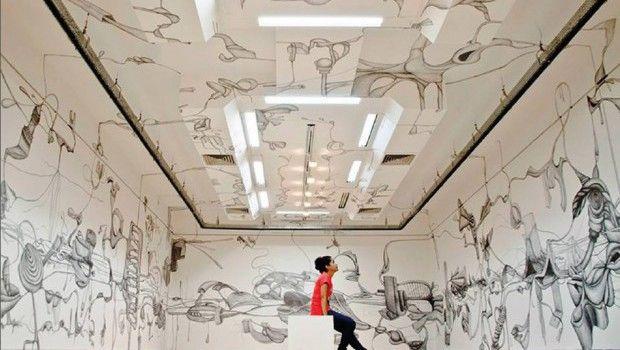 Obras de Hilal Sami Hilal, Sebastião Salgado e outros artistas inauguram a nova exposição da Galeria Homero Massena