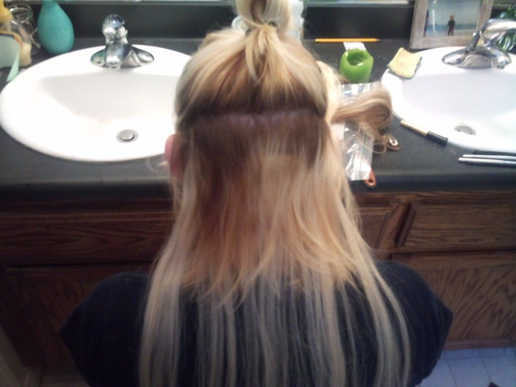 Tips And Tricks How To Put In Hair Extension With Clips Hair