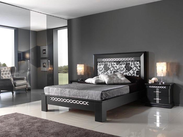 1001 + atemberaubende Ideen für Wandfarbe Grau Haus deko