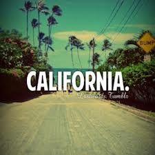 California Tumblr Swag