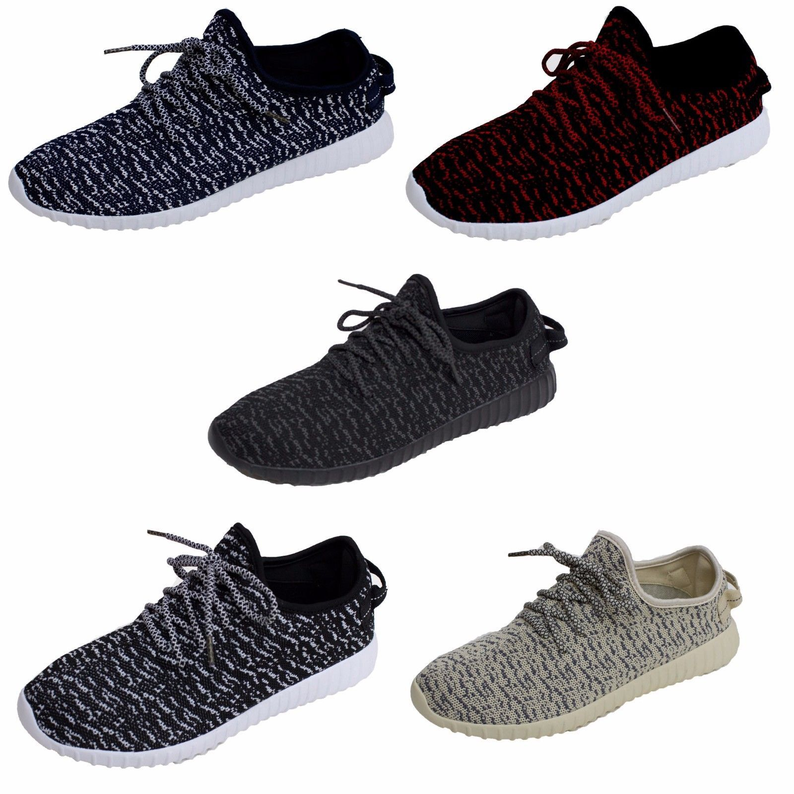 b6623379fee8 New Men fashion Running Breathable Sports Athletic Sneakers Shoes size 5.0  up