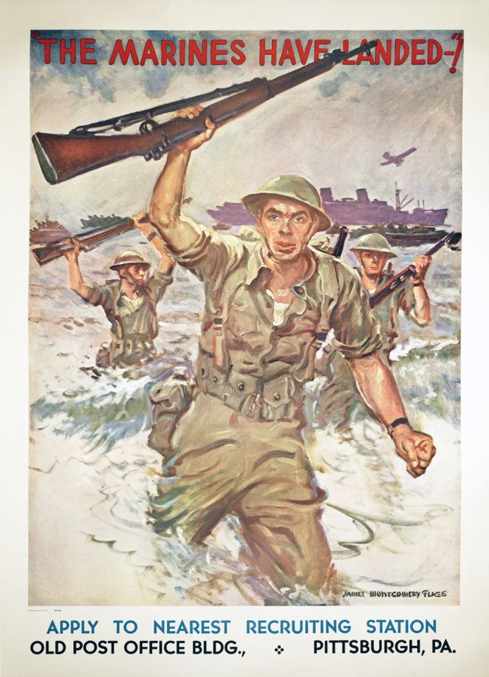 Log In Or Sign Up Military Poster United States Marine Corps Marine Corps Recruiting