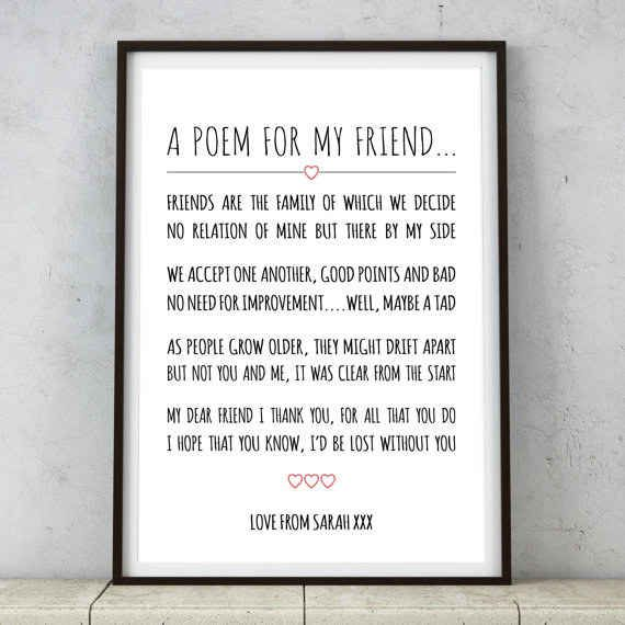 Heartfelt Birthday Wishes For Your Best Friends With Cute: 26 Perfect Little Gifts For Best Friends